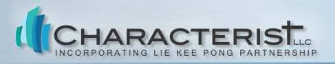 Characterist LLC (Incorporating Lie Kee Pong Partnership)