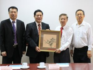 Swatow Economic Development Delegation Visit2