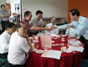 Teochew Federation (Singapore) Communication Meeting1