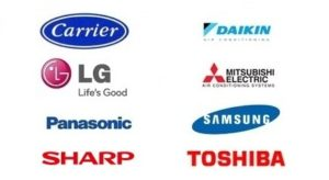 All Best Air Con brands