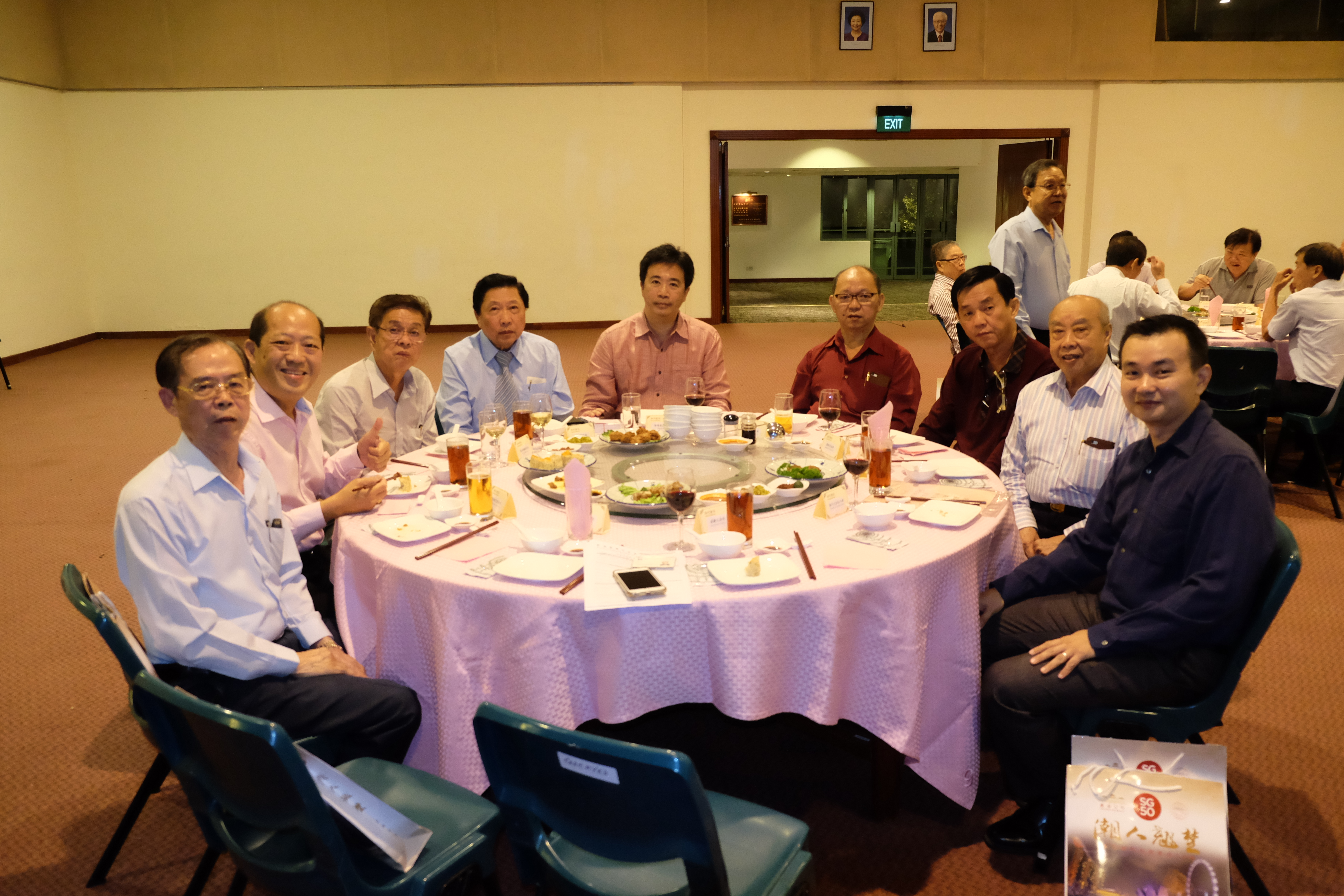 Teochew Federation 281016 Dinner 17