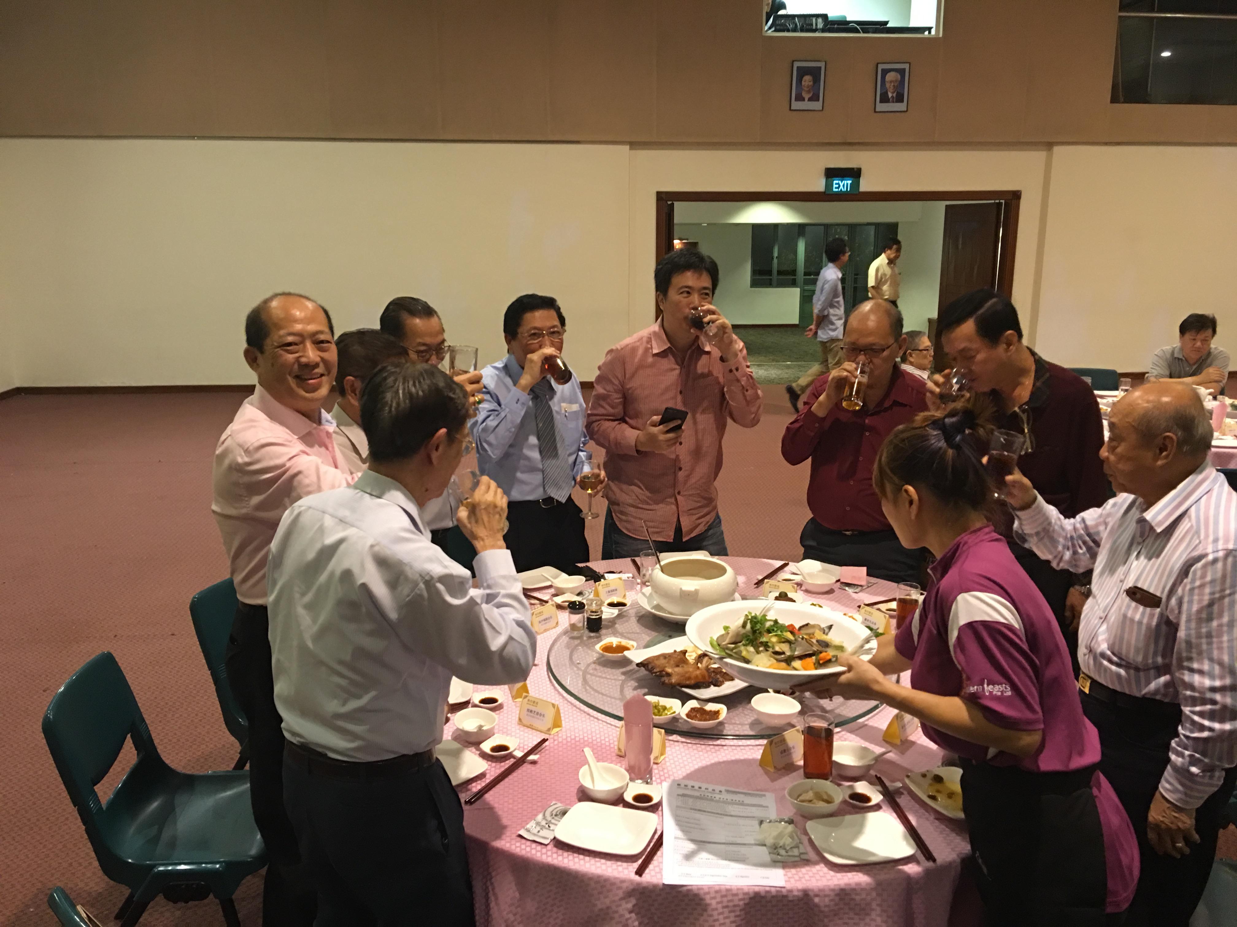 Teochew Federation 281016 Dinner 28