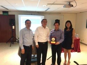 Teochew Federation SGX