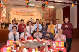 Teochew Federation CNY DInner